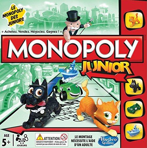 acheter Monopoly Junior (nouvelle version)
