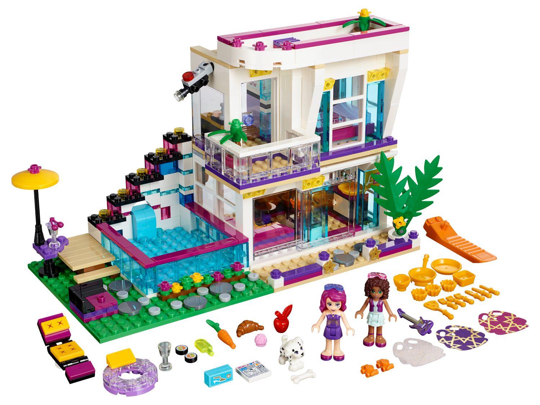 acheter La maison de la Pop Star Livi - 41135