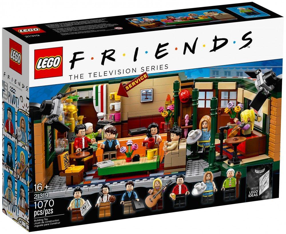 acheter LEGO Ideas - Central Perk (Friends) - 21319