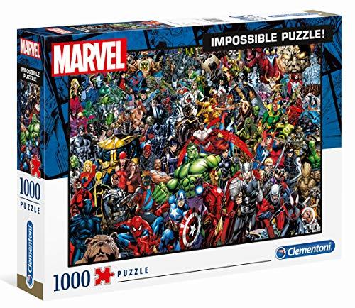 acheter Impossible Puzzle - Marvel Universe - 1000 Pièces