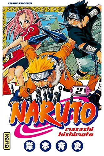 acheter Naruto - Tome 2