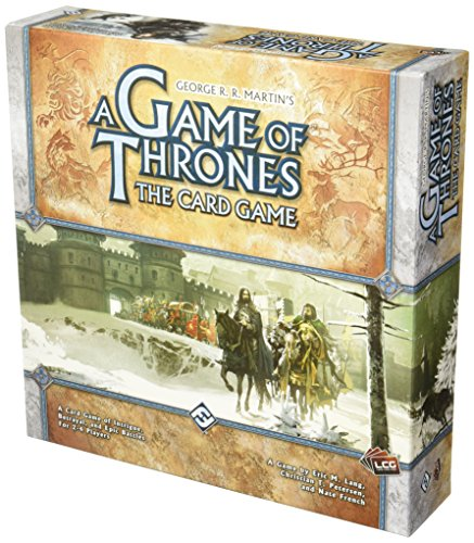 acheter A Game Of Thrones - The card game