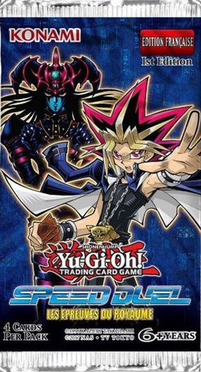 acheter YU-GI-OH! Booster Speed Duel - Les Epreuves du Royaume