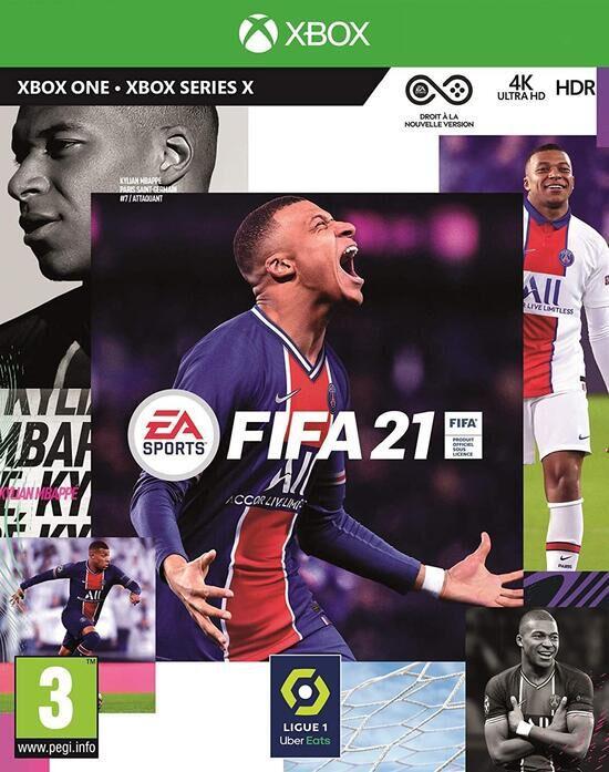 acheter FIFA 21