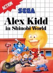 acheter Alex Kid In Shinobi World