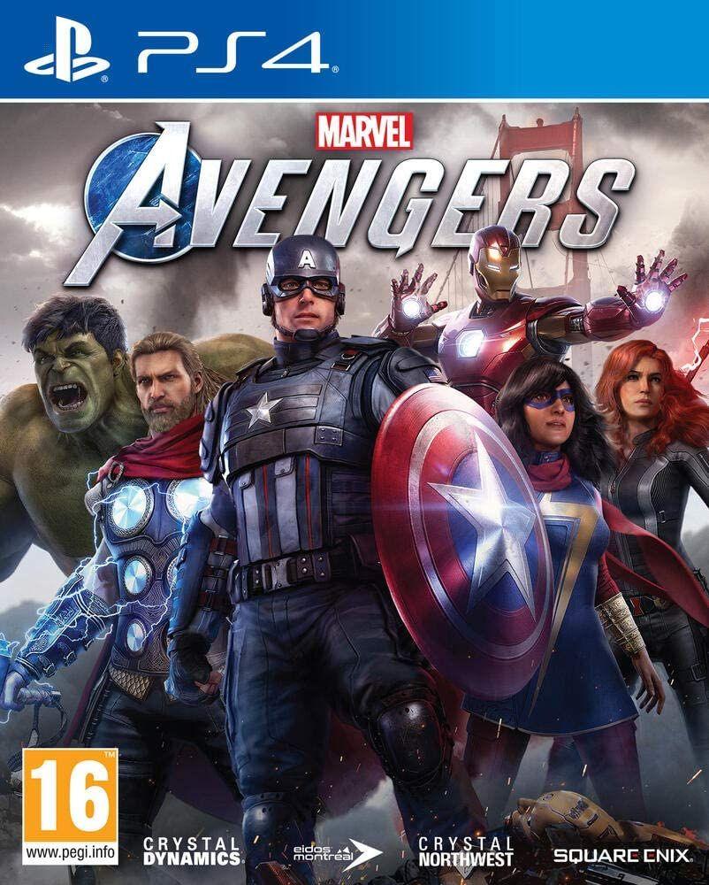 acheter Marvel's Avengers