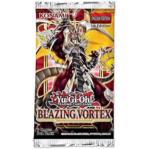 acheter Yu-Gi-Oh!  Booster Vortex Embrasé