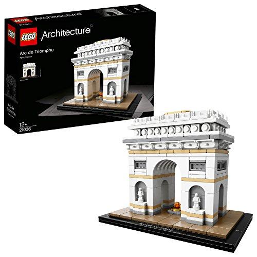 acheter LEGO Architecture - Arc de Triomphe - 21036
