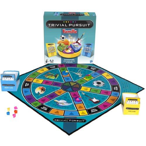 acheter Trivial Pursuit Famille - nouvelle version