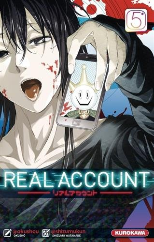 acheter Real Account - tome 05 (5)