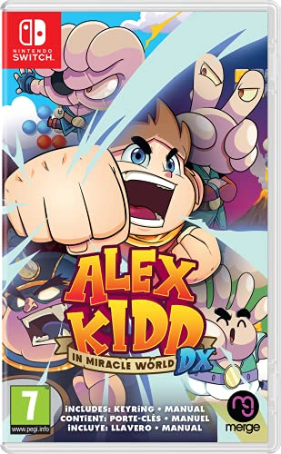 acheter Alex Kidd in Miracle World DX occasion