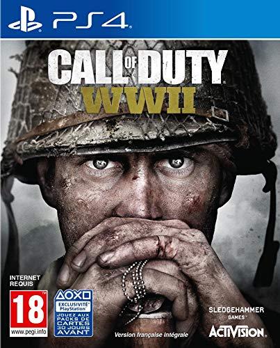 acheter Call of duty : World War II (PS4)