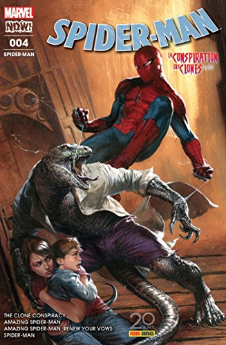 acheter Spider-Man n°4