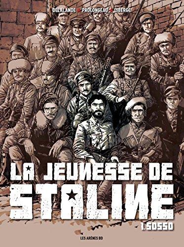 acheter La Jeunesse de Staline Tome 1 Sosso