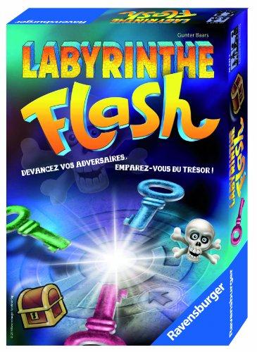 acheter Ravensburger - A1502363 - Jeu De Société - Labyrinthe Flash