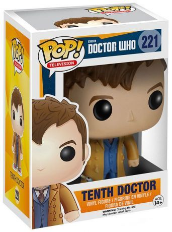 acheter Tenth Doctor (Doctor Who)