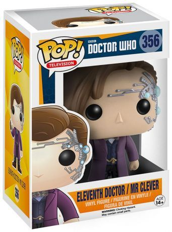 acheter Eleventh Doctor / Mr Clever (Doctor Who)