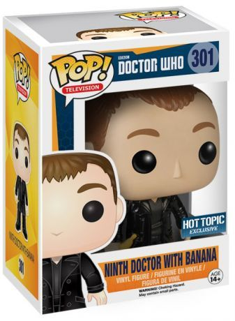 acheter ninth Doctor with Banana (Doctor Who)