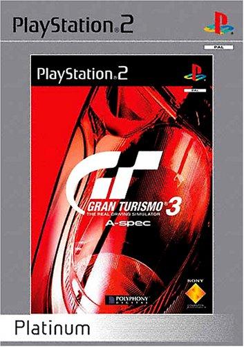 acheter Gran Turismo 3 - Platinium