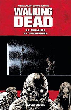 acheter Walking Dead intégrale des tomes 17 à 24, en 4 doubles albums