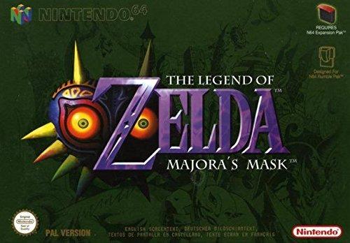 acheter Légende de Zelda : Majora's Mask occasion