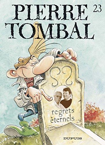 acheter Pierre Tombal - tome 23 - Regrets éternels