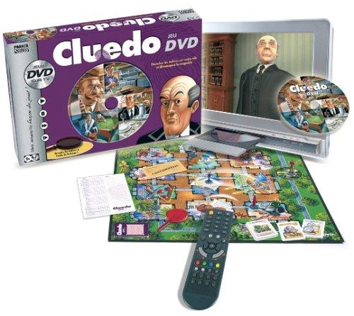 acheter Cluedo DVD