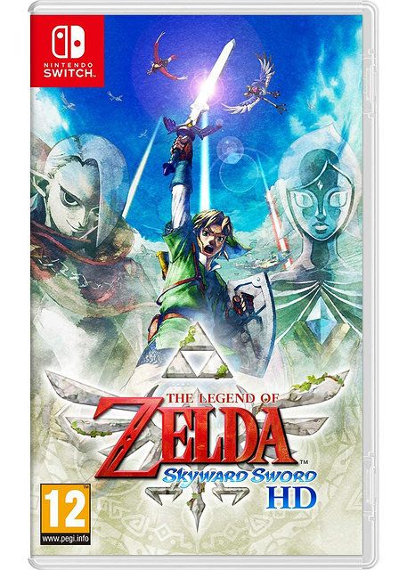 acheter The Legend of Zelda : Skyward Sword HD
