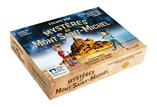 acheter Mystères Au Mont-Saint-Michel