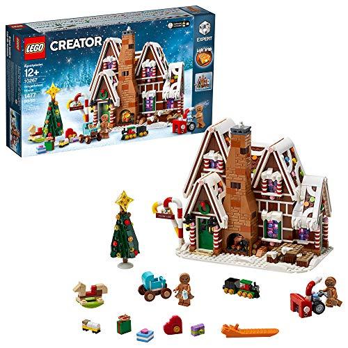 acheter LEGO Creator - La maison en pain d'épices - 10267