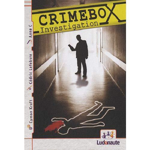 acheter Crimebox investigation