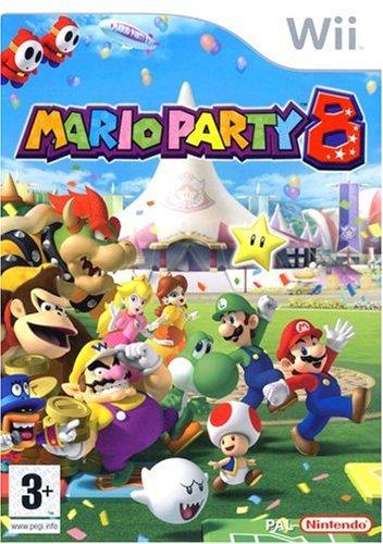 acheter Mario Party 8