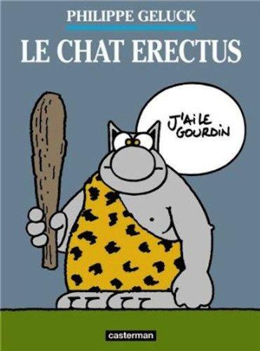 acheter Le Chat, tome 17 : Le chat erectus