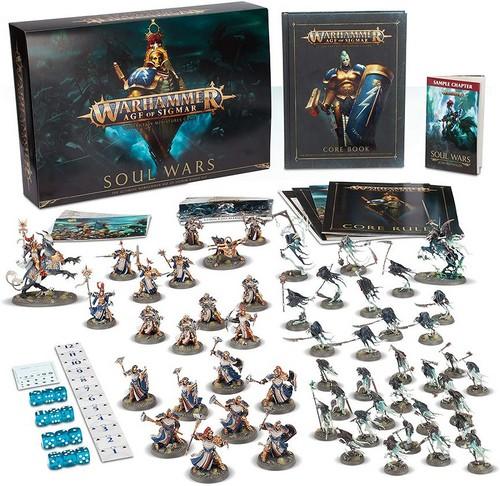 acheter Warhammer Age of Sigmar: La Guerre des Âmes occasion