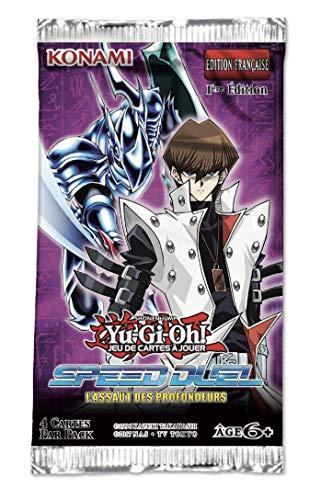 acheter Yu-Gi-Oh!  Booster Speed Duel - L'assaut des profondeurs