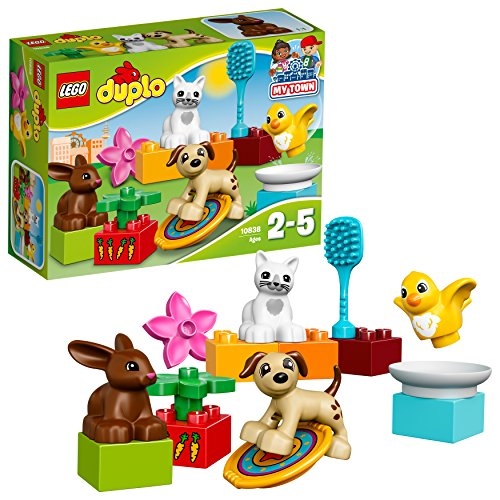 acheter LEGO Duplo - Les animaux de compagnie - 10838