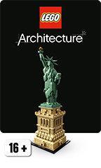 license Architecture chez Lego