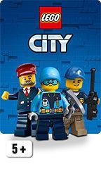 license City chez Lego