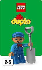 license Duplo chez Lego