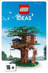 license Ideas chez Lego