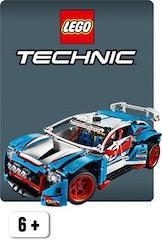 license Technic chez Lego