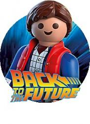 license Back to the future chez Playmobil