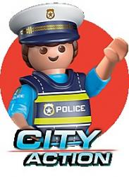 license City action chez Playmobil