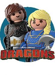 license Dragons chez Playmobil