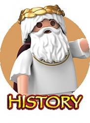license History chez Playmobil