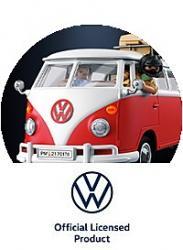license Volkswagen chez Playmobil