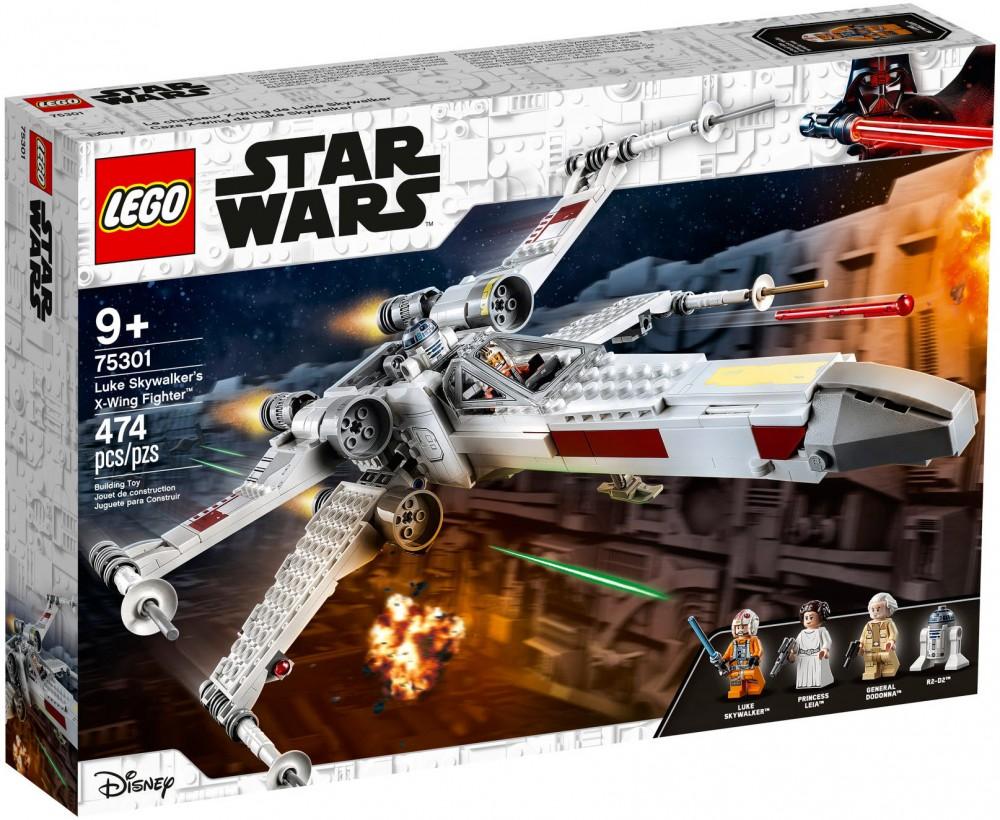 Le X-Wing Fighter de Luke Skywalker